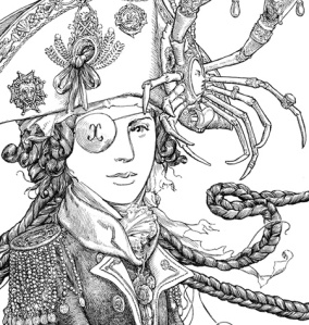 Jeremy Bastian's Cursed Pirate Girl